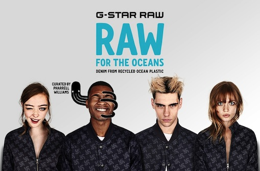 "G-Star Raw präsentiert ""Raw For The Oceans"""