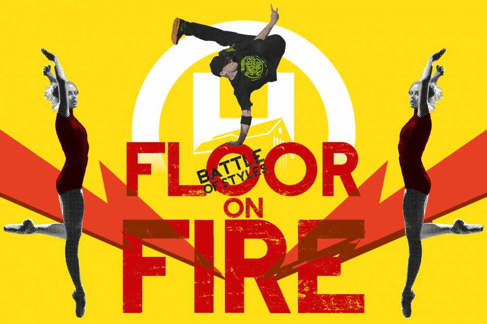 """Floor on Fire - Battle of Styles"